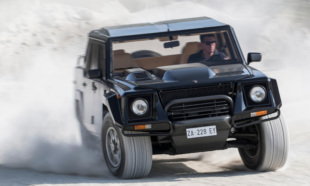 Lamborghini Wants To Make Another Off Roader Insider Car News