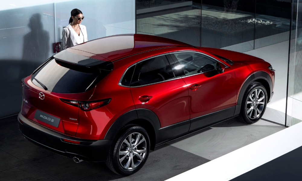 Mazda Cx 30 Suv Coming To America Insider Car News