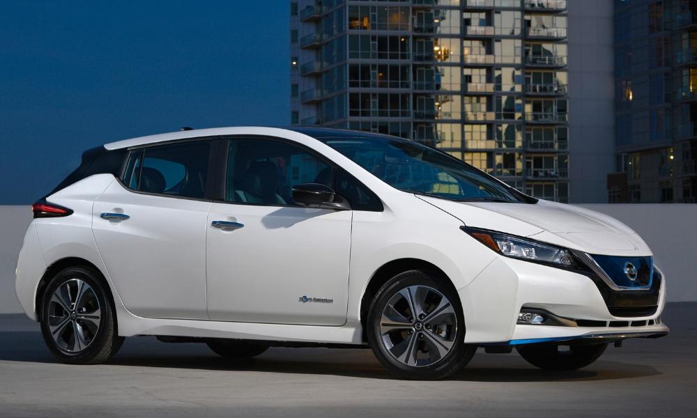 Nissan Leaf Plus Gets Kinda High Price – Insider Car News