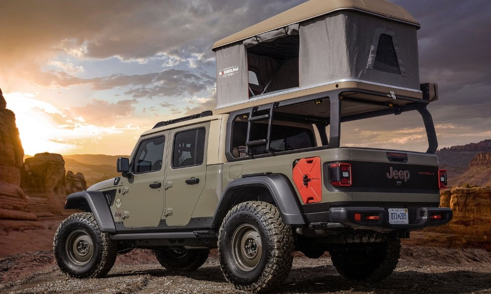 Jeep Reveals Its Easter 2019 Concepts Insider Car News